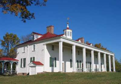 Mount Vernon Visits By The Lincolns